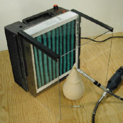 Woodcarvers Razair 530 Dust Control