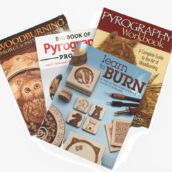 Wood Burning Books