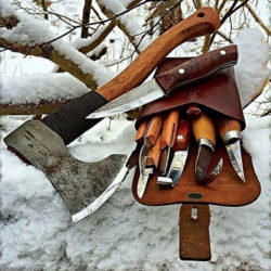 Bushcraft Carving Tools