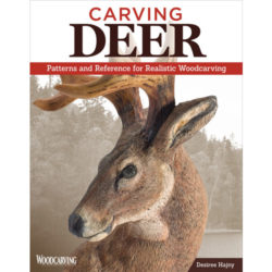Carving Deer woodcarving book