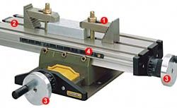 Proxxon Micro Compound Table KT70
