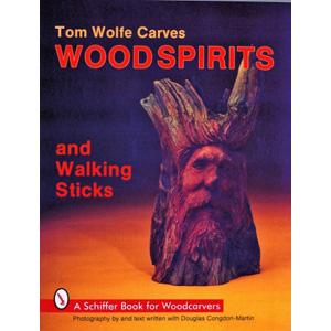 Woodspirits n Walking Sticks