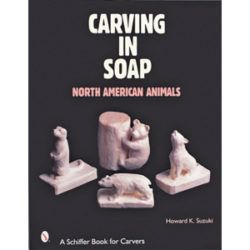 Carving in Soap for Children
