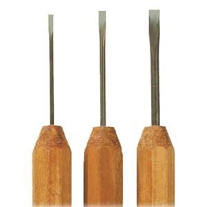 DockYard Micro Wood Carving Chisels
