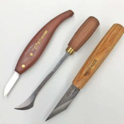 Pfeil Swiss Made Carving Knives