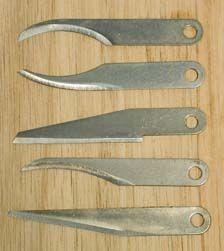 Swedish Woodcarving Interchangeable Knife Blades
