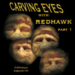 Carving Eyes 2 Volume DVD