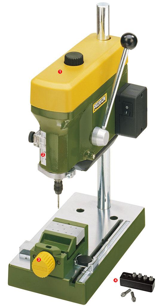 Bench Drill Press TBM 115