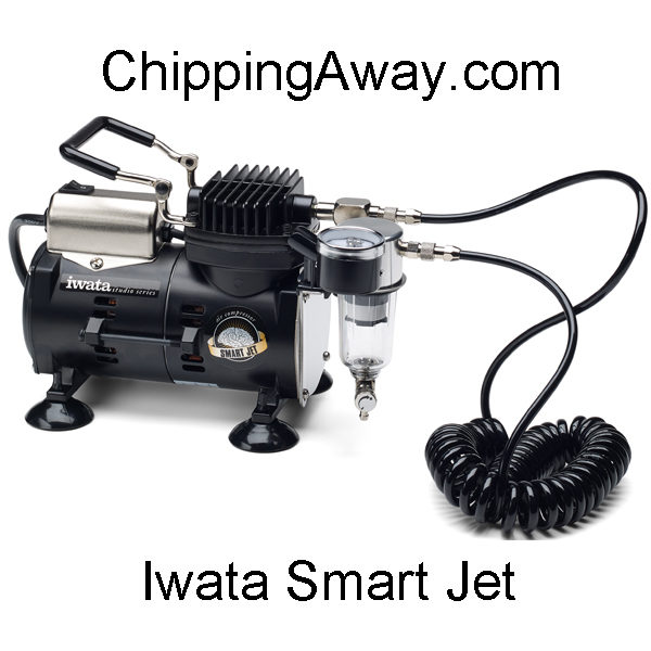Iwata Smart Jet Air Compressors