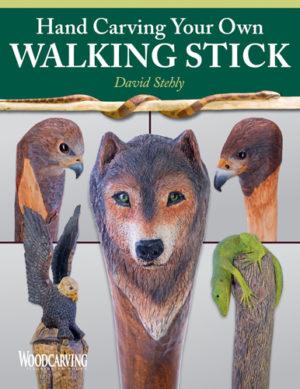 Hand Carving Walking Sticks