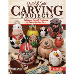 Quick Cute Carving Projects