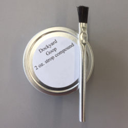 DockYard Slip Strop Compound Paste ONLY