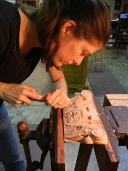 Mary May Woodcarving Classes