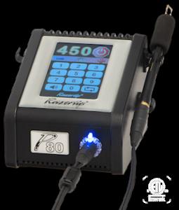 Touch Screen Razertip Woodburner P80