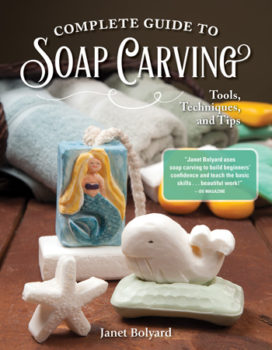 Complete Guide Soap Carving