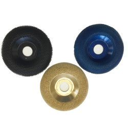 Kutzall 4.5inch Tungsten Carbide Carving Discs