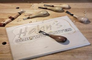 Hahns Wood Carving Knives n Gouges