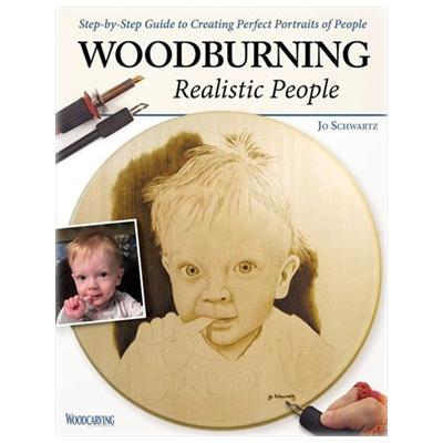 Woodburning Realistic People