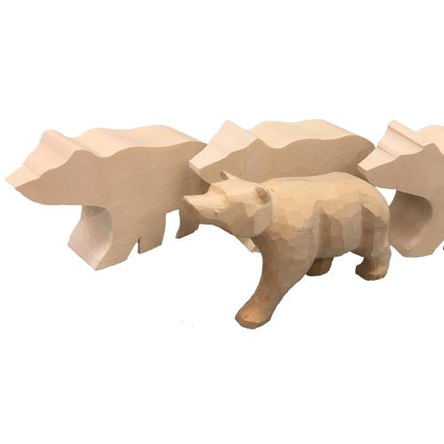 Bears Cutout Kit