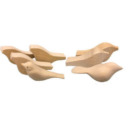 Woodcarving Cutout Kit 4