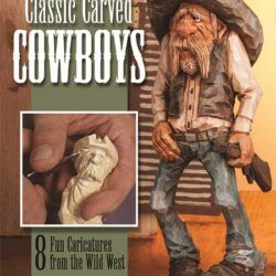 Classic Carved Cowboys